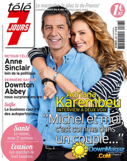 Michel Cymes-Télé 7j-05.12.2015