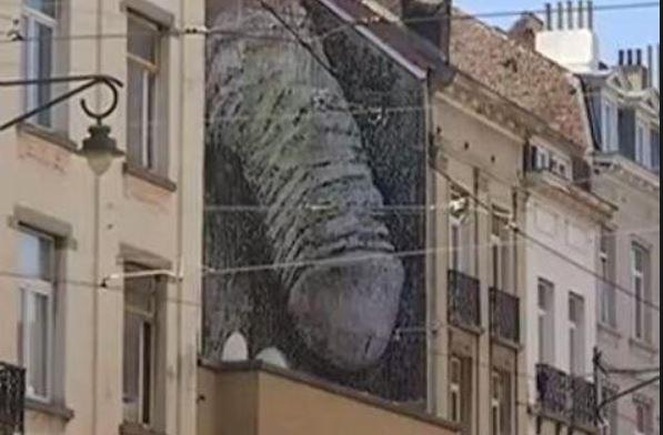 Bruxelles-Ceci n'est pas une bite