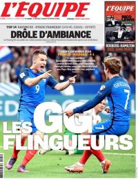 Les GG flingueurs-L'Equipe-08.10.2016