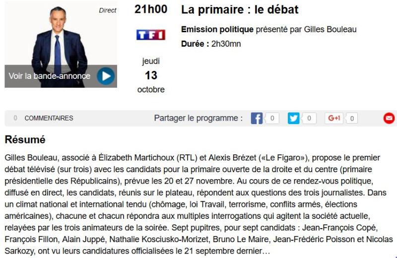 TF1-13.10.2016-Le débat