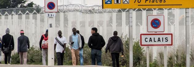 Calais Migrants-1