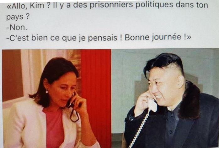 Ségolène téléphone à Kim-08.12.2016