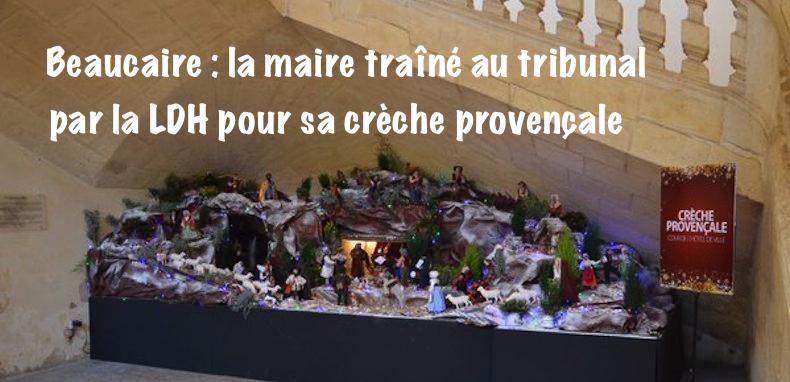 Crèche de Beaucaire Noël 2016
