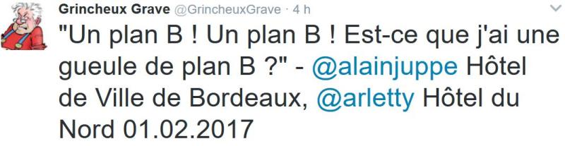 TWEET GG-Un plan B Un plan B-02.02.2017