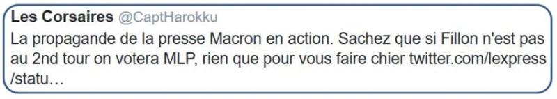 TWEET-Les Corsaires