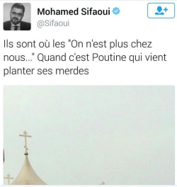 TWEET-Mohamed Sifaoui-avril 2017
