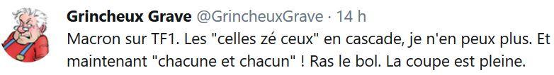 Macron-chacune et chacun-15.10.2017
