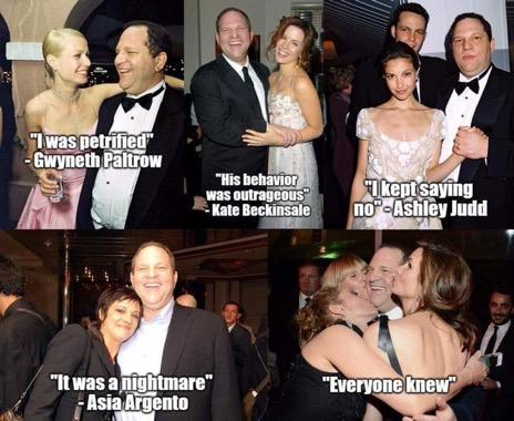 Weinstein gros porc libidineux