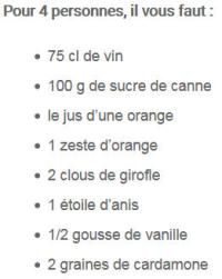 Ingrédients recette vin chaud-2