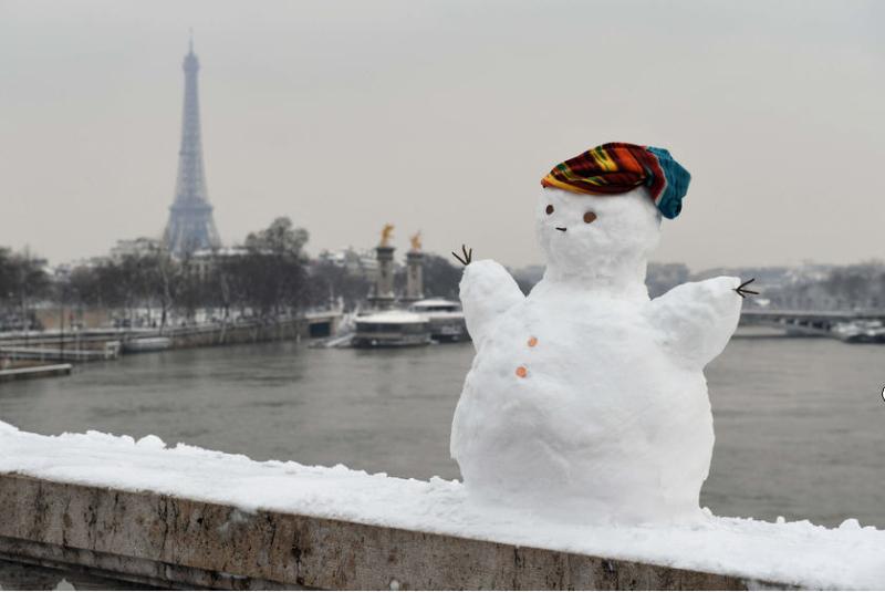 Neige-Paris-Bonhomme-février 2018