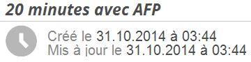 Source Ouagadougou - 20 Minutes avec AFP