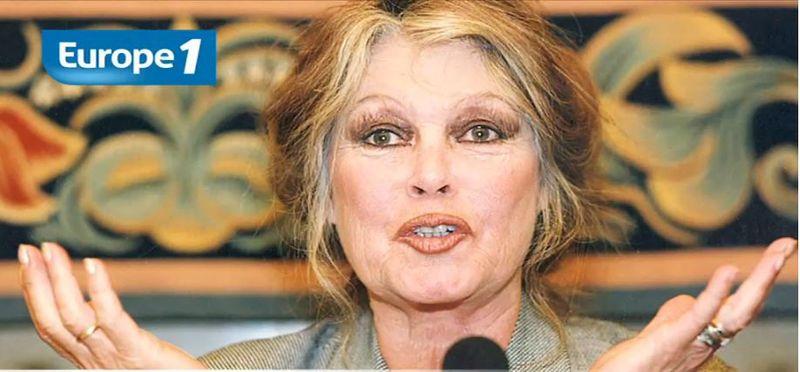Brigitte Bardot - Europe1 - 26.09.2014