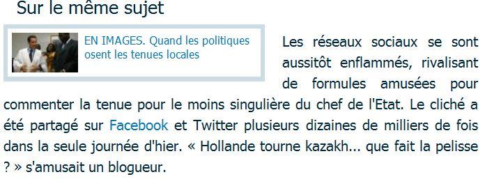 Le Parisien cite un tweet de GG-07.12.2014