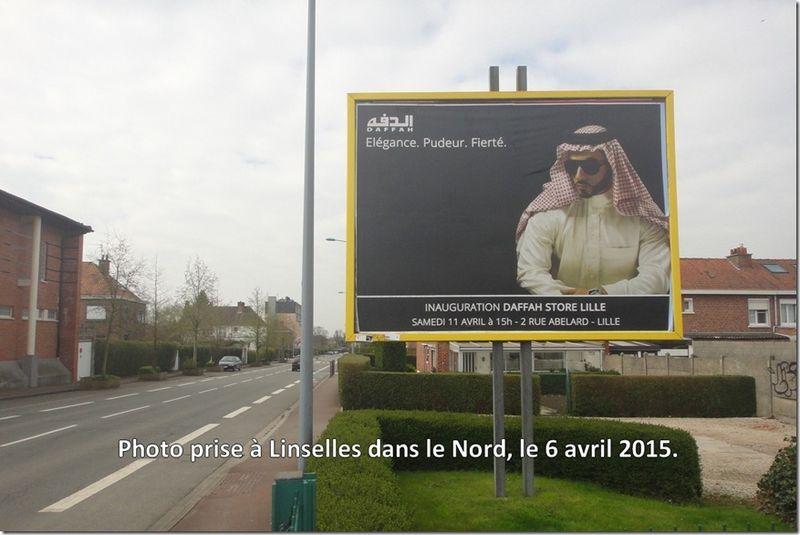 Lille-L'islam c'est chic
