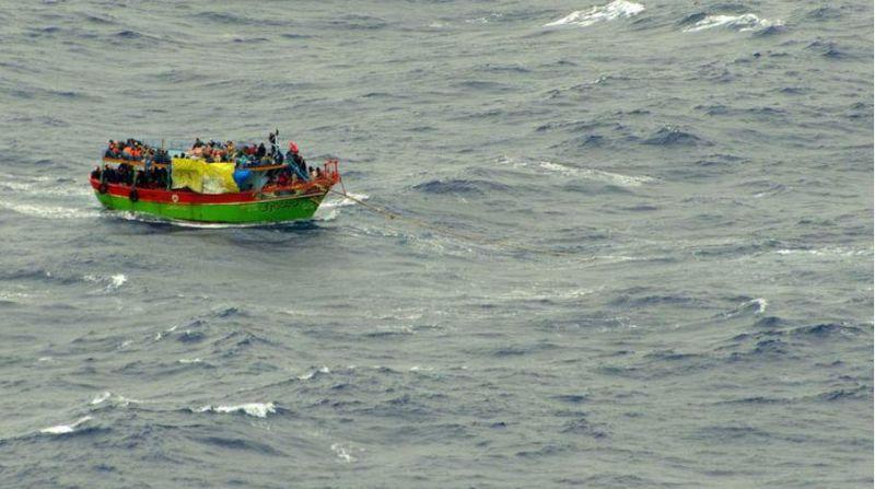 Etat islamiste 500 000 migrants - PHOTO