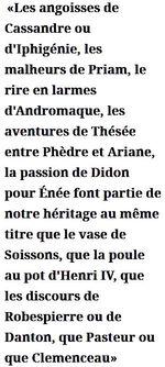 Jean d'Ormesson - Les angoisses de Cassandre
