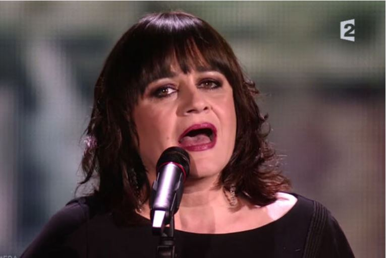 Lisa Angell - Eurovision 2015