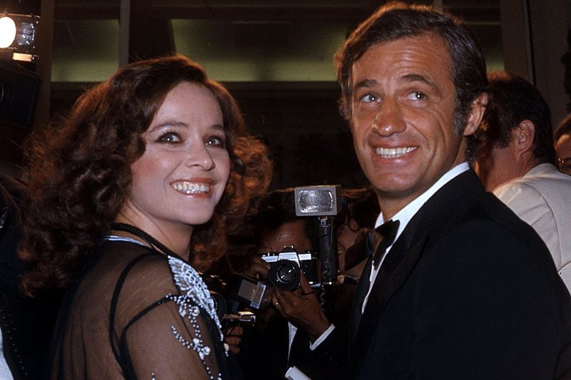 Jean-Paul Belmondo - Laura Antonelli