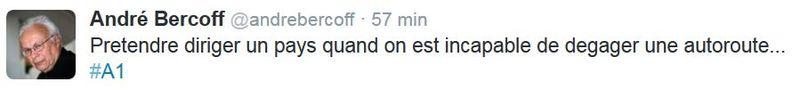 Tweet André Bercoff A1