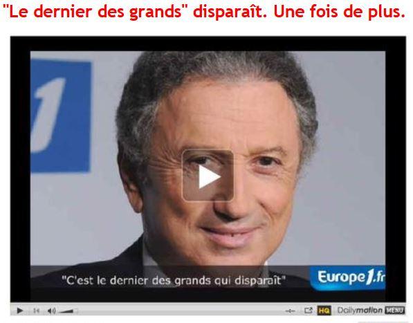 Michel Drucker - Jean Ferrat le dernier des grands