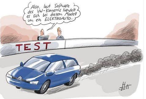 VW-D'après le logiciel, ce modèle est un véhicule électrique