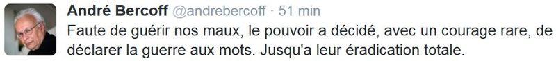 Bercoff-la guerre aux mots-09.10.2015