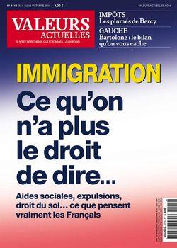 Valeurs actuelles-couverture-08.10.2015