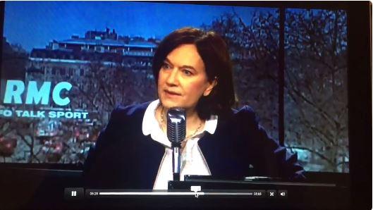 Laurence Rossignol-BFMTV-30.03.2016