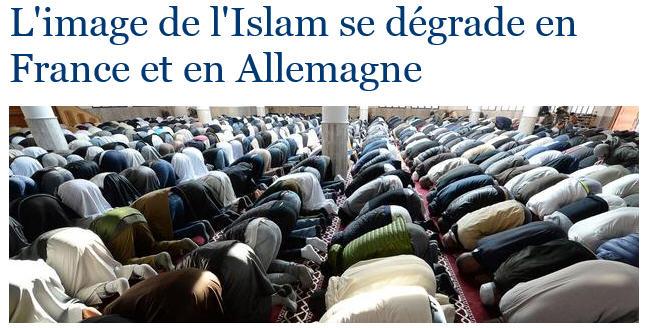 L'image de l'islam se dégrade-Le Figaro-29.04.2016