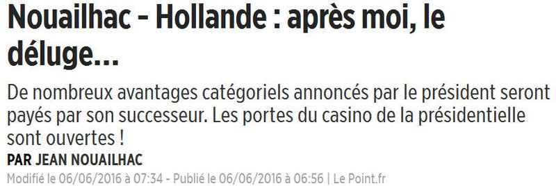 LE POINT Nouailhac-06.06.2016