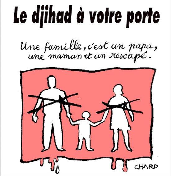 Djihad-Une famille c'est un papa, une maman et un rescapé.-14.06.2016jpg