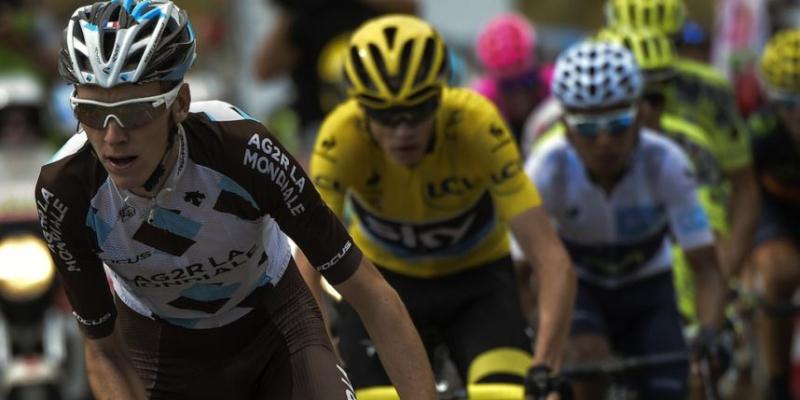 Tour de France-moderne