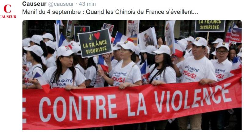 CAUSEUR-Les Chinois de France