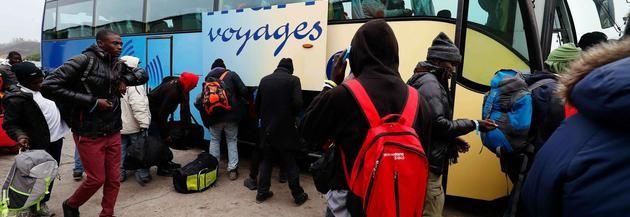Calais Migrants-3