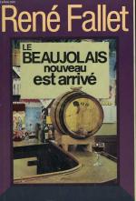 René Fallet-Le beaujolais nouveau est arrivé