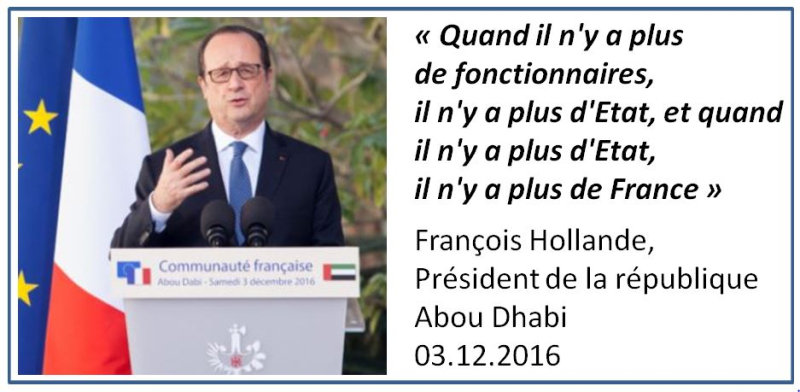 Hollande à Abou Dhabi-03.12.2016