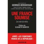 Livre-Une France soumise-Goerges Bensoussan