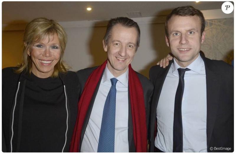 Barbier et les Macron