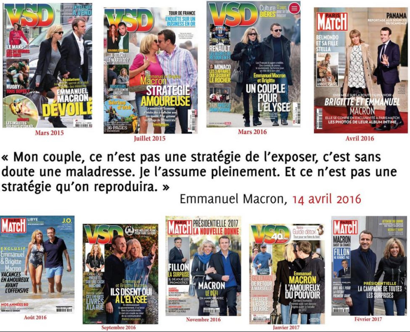 Les Macron-VSD-Paris Match