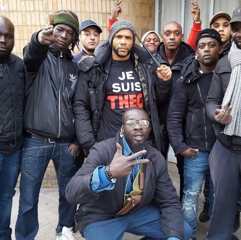 Groupe de Je Suis Théo-février 2017