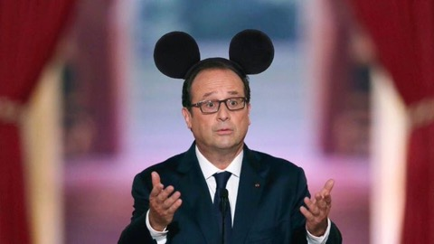 Hollande Mickey