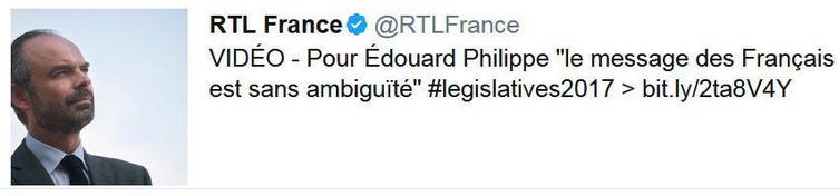 Edouard Philippe-message sans ambigüité-12.06.2017-2