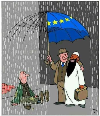 UE et islam