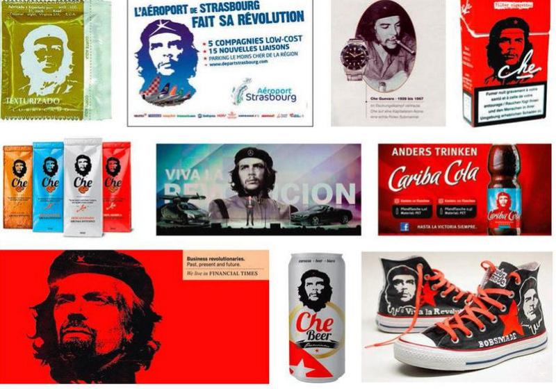 Images de marques du Che