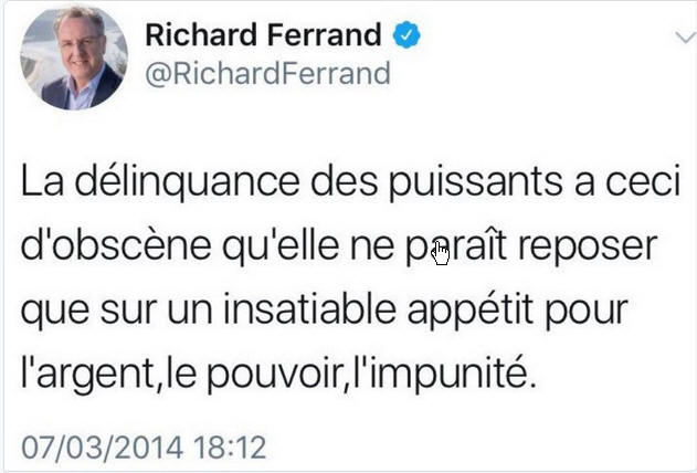 Richard Ferrand-tweet-07.03.2014