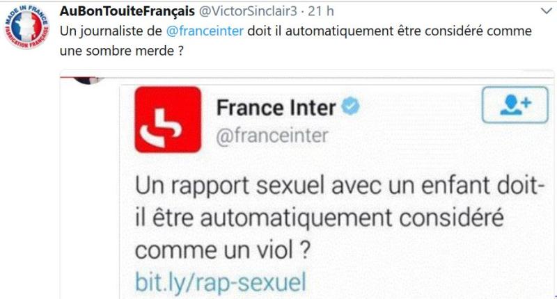 Journaliste de France Inter-02.11.2017