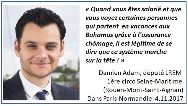 Damien Adam-député LREM-04.11.2017