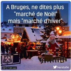 Bruges Noël