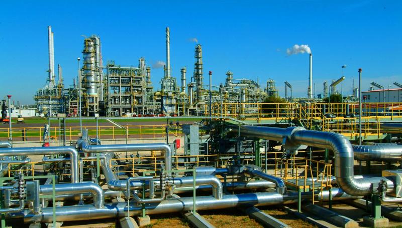 Véritable usine à gaz