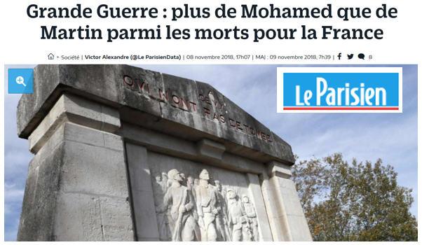 Le Parisien - Mohamed - Martin